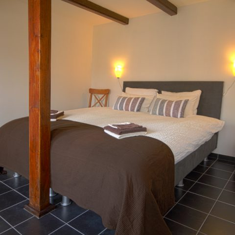 Bed and Breakfast Enkhuizen - Kamer 1 - Bed