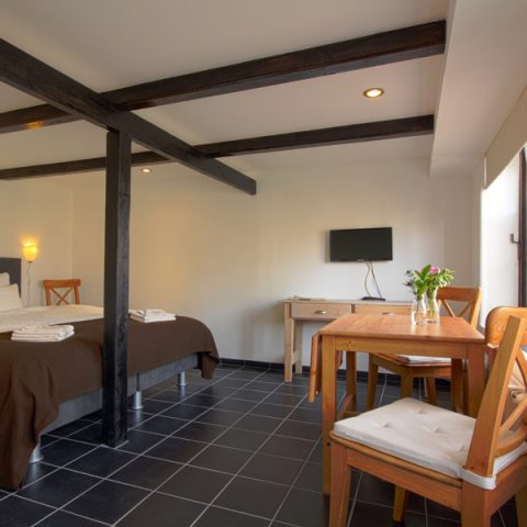 Bed and Breakfast Enkhuizen - Kamer 2 - Bed