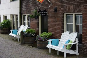 Bed and Breakfast Enkhuizen ingang (Small)